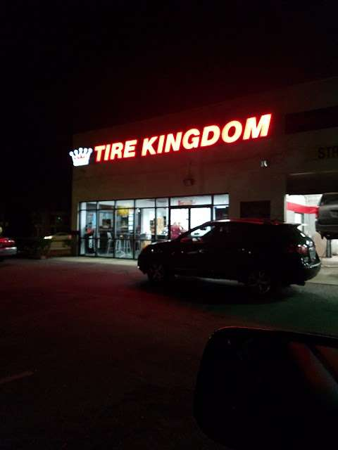 Tire Kingdom At 10211 San Jose Boulevard In Jacksonville Florida
